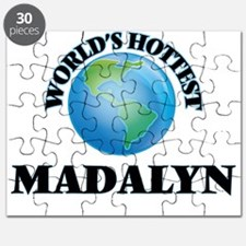 World's Hottest Madalyn Puzzle