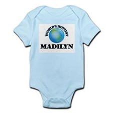World's Hottest Madilyn Body Suit