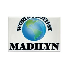 World's Hottest Madilyn Magnets
