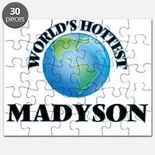World's Hottest Madyson Puzzle