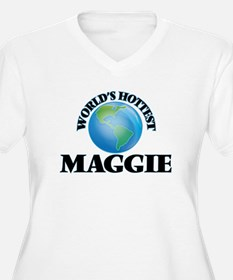 World's Hottest Maggie Plus Size T-Shirt