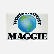 World's Hottest Maggie Magnets