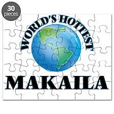 World's Hottest Makaila Puzzle