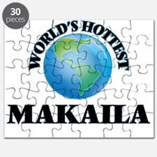 World's Hottest Makaila Puzzle