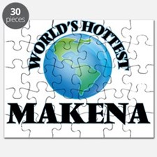 World's Hottest Makena Puzzle