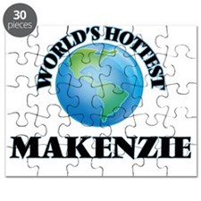 World's Hottest Makenzie Puzzle
