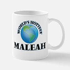 World's Hottest Maleah Mugs
