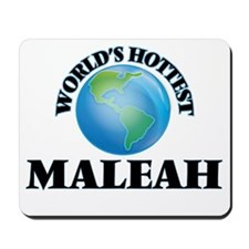 World's Hottest Maleah Mousepad