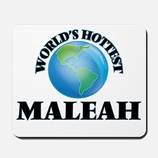 World's Hottest Maleah Mousepad