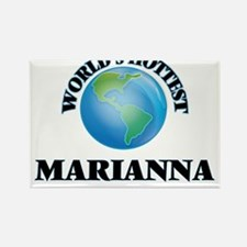 World's Hottest Marianna Magnets