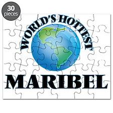 World's Hottest Maribel Puzzle