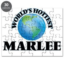 World's Hottest Marlee Puzzle