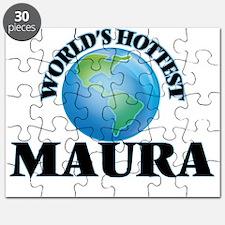 World's Hottest Maura Puzzle