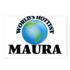 World's Hottest Maura Postcards (Package of 8)