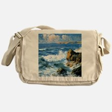 San Diego Shores Messenger Bag