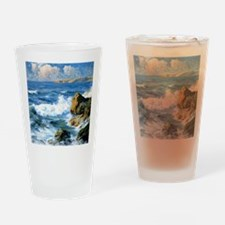 San Diego Shores Drinking Glass