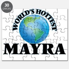 World's Hottest Mayra Puzzle