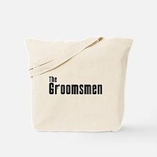 The Groomsmen (Mafia) Tote Bag