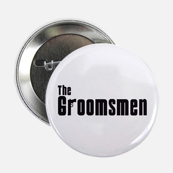 The Groomsmen (Mafia) Button