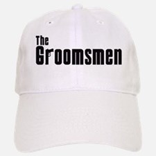 The Groomsmen (Mafia) Baseball Baseball Cap