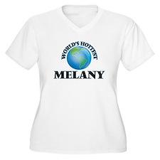World's Hottest Melany Plus Size T-Shirt