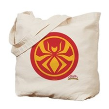 Iron Spider Icon Tote Bag
