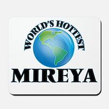 World's Hottest Mireya Mousepad