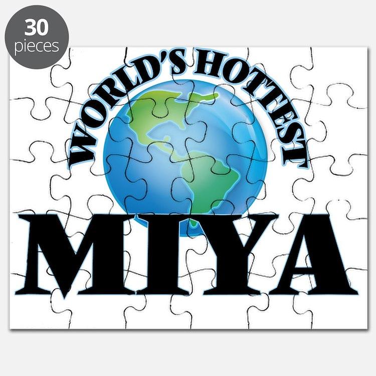 World's Hottest Miya Puzzle