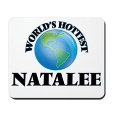 World's Hottest Natalee Mousepad