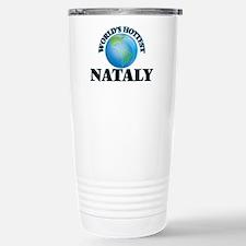 World's Hottest Nataly Travel Mug