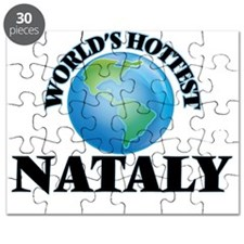 World's Hottest Nataly Puzzle