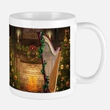 Holly Harp Mugs