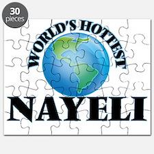 World's Hottest Nayeli Puzzle