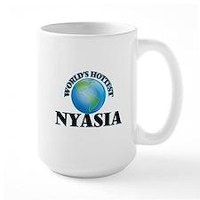 World's Hottest Nyasia Mugs