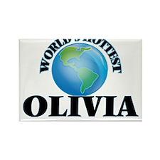 World's Hottest Olivia Magnets