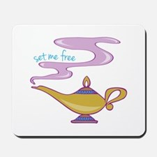 Set Me Free Mousepad