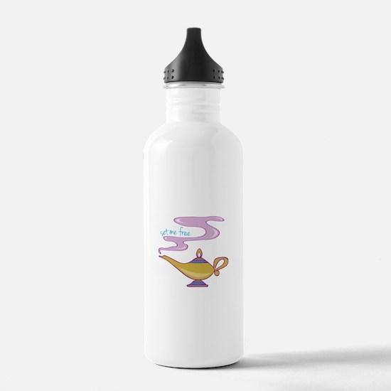 Set Me Free Water Bottle