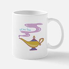 Set Me Free Mugs
