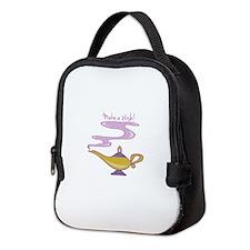 Make A Wish Neoprene Lunch Bag