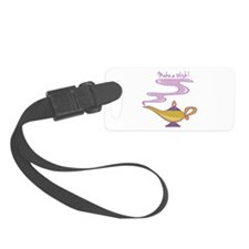 Make A Wish Luggage Tag