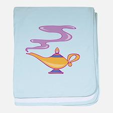 Magic Lamp baby blanket