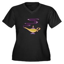 Magic Lamp Plus Size T-Shirt