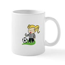 Referee Girl Mugs
