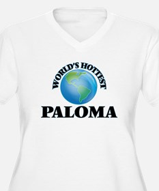 World's Hottest Paloma Plus Size T-Shirt