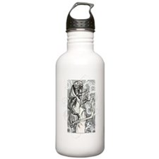 Cute Pushing up daisies Water Bottle