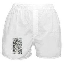 Cute Pushing up daisies Boxer Shorts