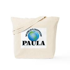 World's Hottest Paula Tote Bag