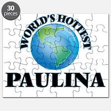 World's Hottest Paulina Puzzle