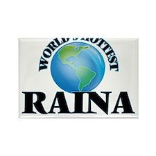 World's Hottest Raina Magnets