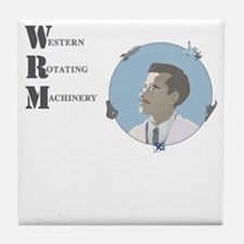 WRM Goodthingsmanship.com Tile Coaster